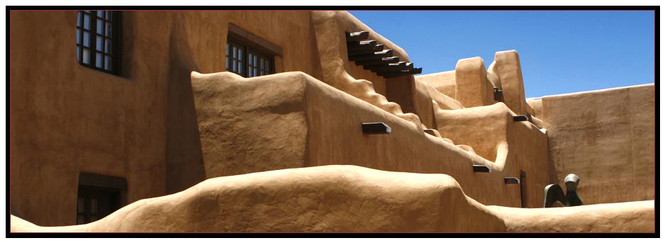santa fe new mexican. Black Bedroom Furniture Sets. Home Design Ideas